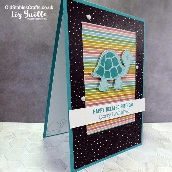 Turtle Friends Bundle Card OldStabesCrafts.co.uk