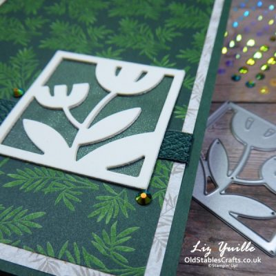 YouTube Live Crafting REPLAY with Liz – All Squared Away