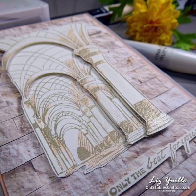 #SimpleStamping Saturday – Path To Greatness