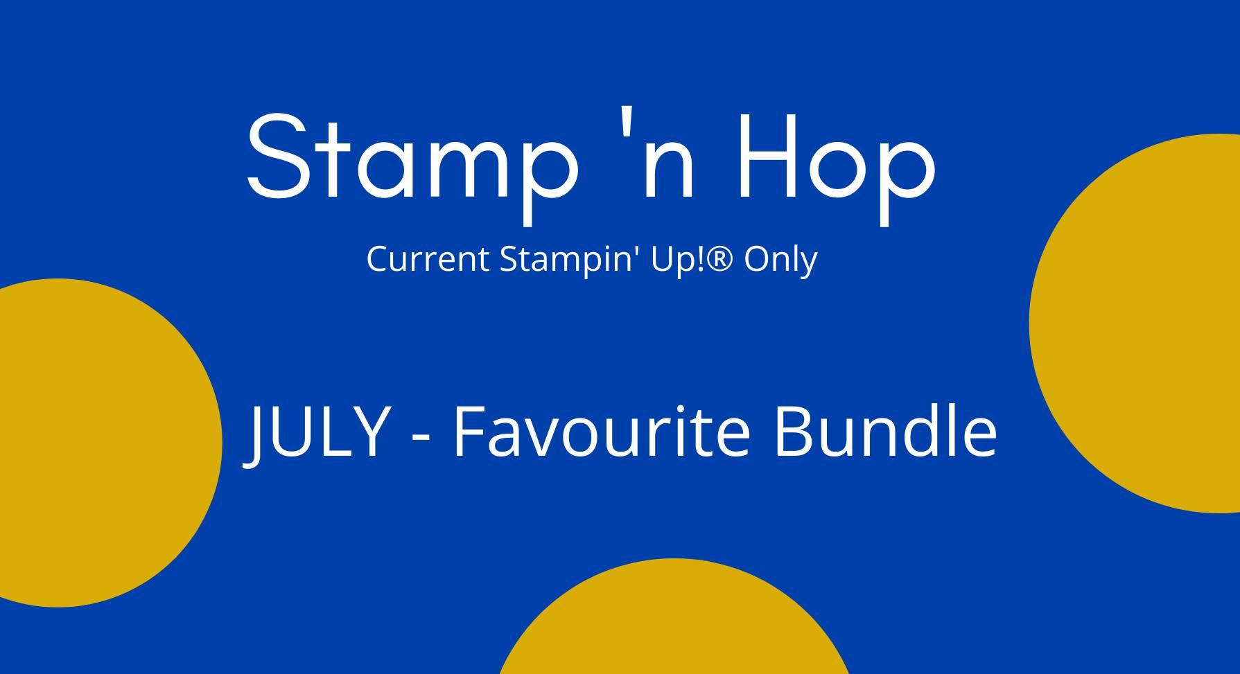 OldStablesCrafts.co.uk Stamp n hop Favourite Bundle Blog Hop