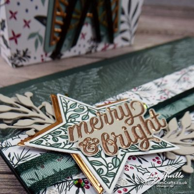 One Stamp at a Time Blog Hop – Christmas in July