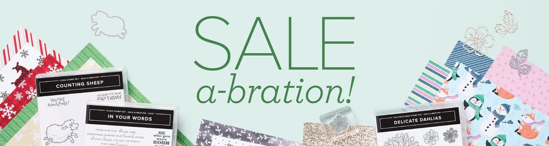 Autumn Winter Sale-a-Bration 2021