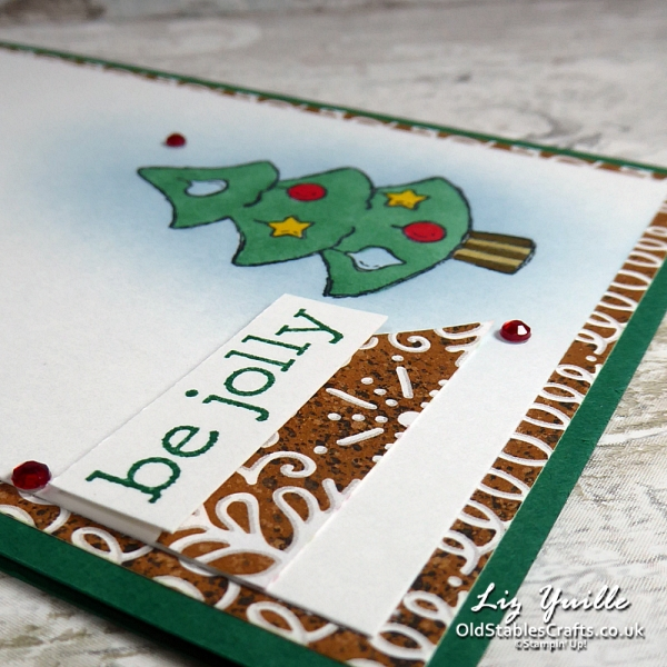 #SimpleStamping Saturday with Be Jolly OldStablesCrafts.co.uk