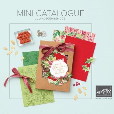 Sale-a-Bration has STARTED! and the new Mini Catalogue is LIVE!