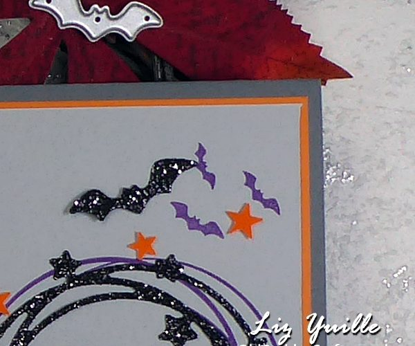 Halloween - Sparkle of the Season - Stampin Up OldStablesCrafts.co.uk