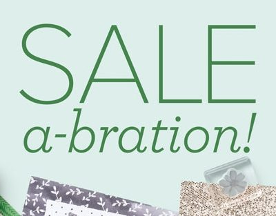 Old Stables Crafts Sale-a-Bration EXTENSION!