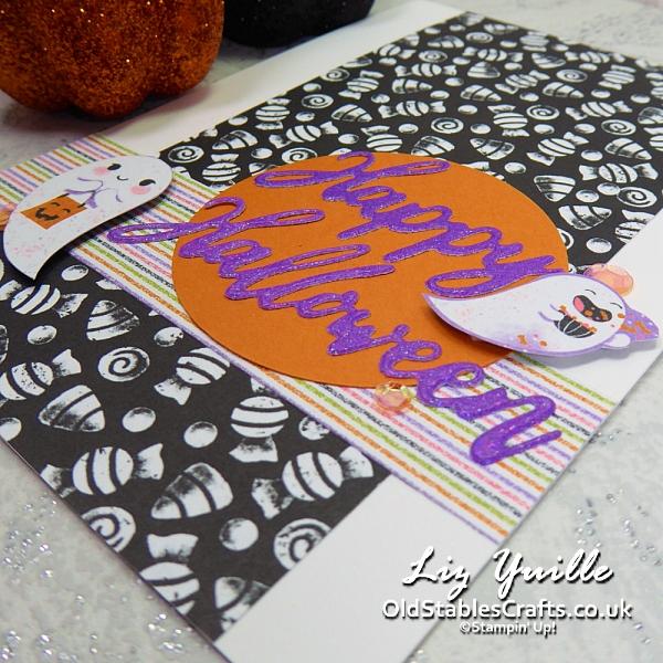 Customer Card Kit Part 1 - Cute Halloween OldStablesCrafts.co.uk
